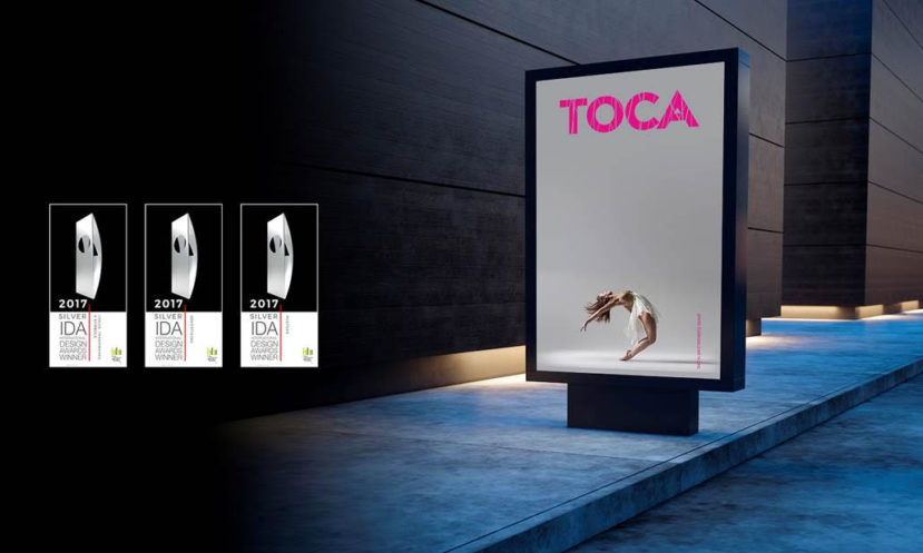 TOCA wins design award