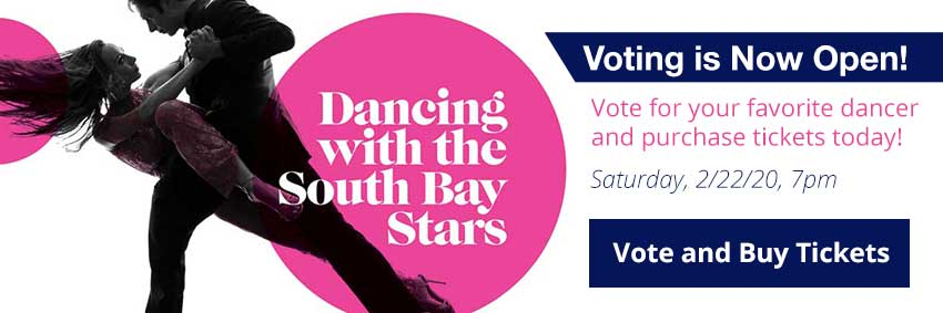 Dancing With The South Bay Stars Voting Now Open