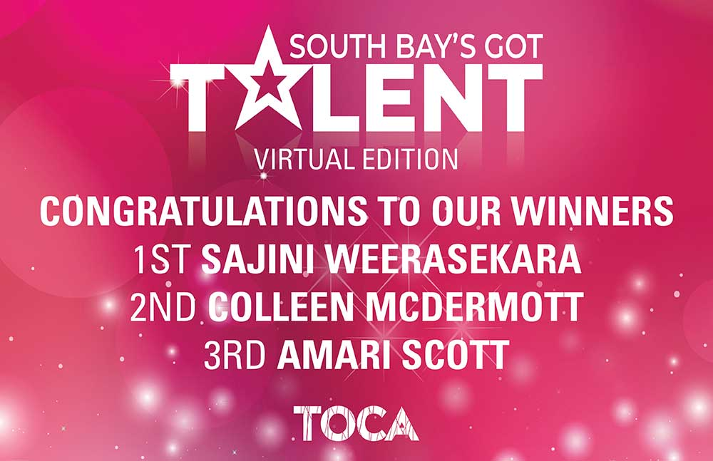 South Bay's Got Talent Winners