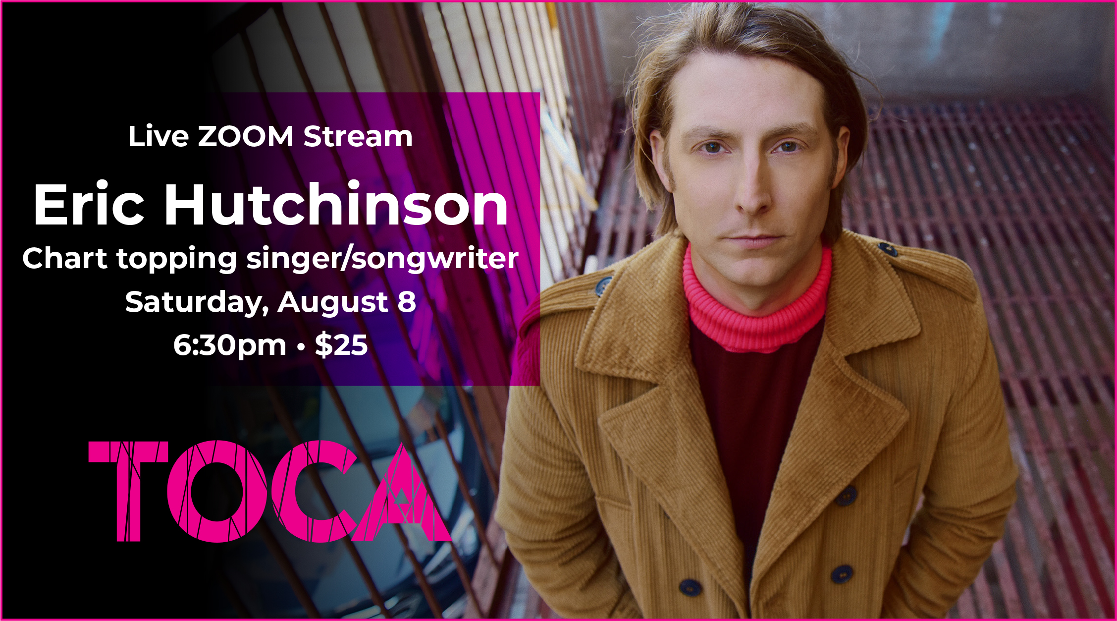 Eric Hutchinson Live in Torrance