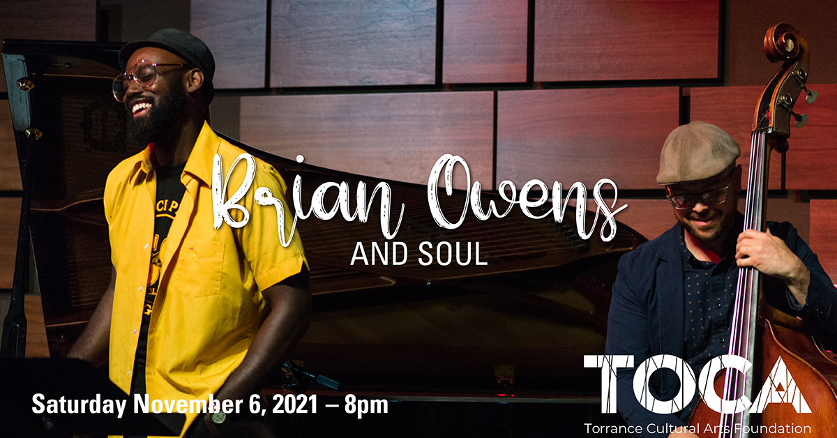 Brian Owens and Soul