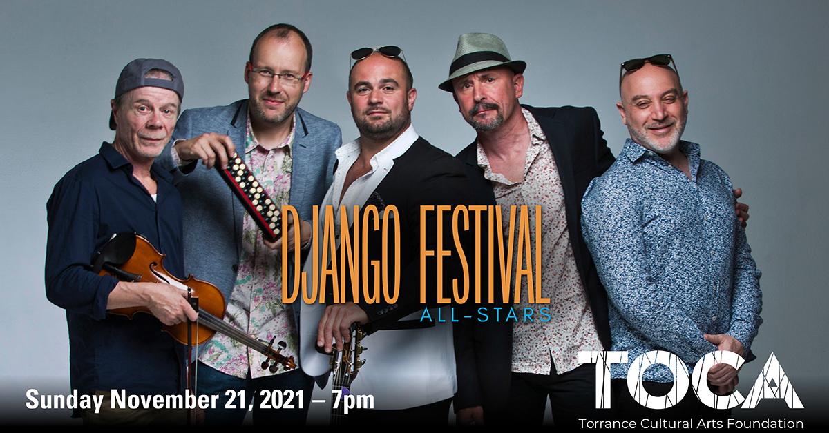 Django Festival All-Stars