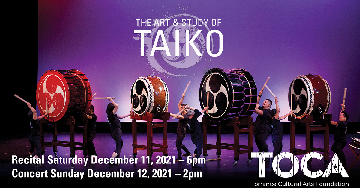 The Art & Study of Taiko (Concert)