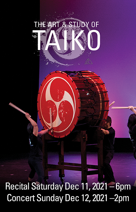 The Art and Study of Taiko