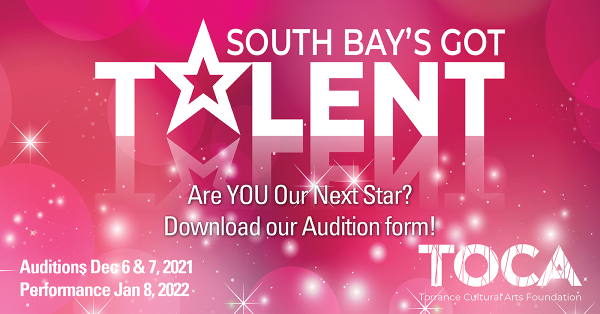 South Bay's Got Talent - Are YOU Our Next Star?